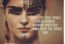 Goddess Warrior