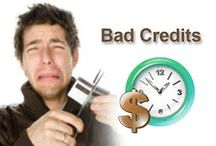 Bad Credit Loans / Secured CREDIT CARDS are an effective way for you to start rebuilding your credit. These types of credit cards often require a good faith deposit to open a new account. If you use it correctly, a new card can help you fix your credit.