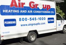 Heating / At Air Group we offer a turnkey installation of either new or replacement heating systems – most of the time in one day. Furnace Installations, Boiler Installations, Heat Pumps, Water Heaters and Zoned Heating.