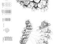 Digital & Sketch Diagrams
