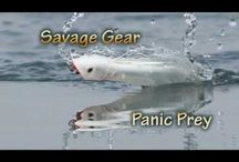 Panic Prey / Topwater baits are very effective at covering water quickly looking for schooling and aggressive fish. Anglers love the ferocious strikes that topwater plugs are famous for inducing. The Savage Gear Panic Prey was designed to be the longest casting easiest walking bait on the market.