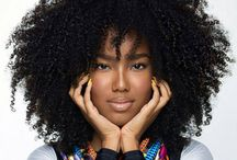 long curly hairstyles for African American Women
