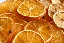 tørka appelsin
