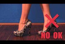 Shoe tips // Astuces et conseil pour chaussures / We reveal you the best tips to take care of both your shoes, and your feet! How to walk in high heels, how to stretch your new shoes, and many more. // Retrouvez ici tous nos conseils pour prendre soin de vos chaussures, aussi bien que de vos pieds! Comment marcher en talons, mais aussi comment détendre vos nouveaux escarpins, et bien plus encore. Tous nos conseils sont sur http://www.chaussure-femmes.com