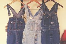 Dungarees :D / Long, short, plain, patterned, I love them!!! / by Jessica Illman
