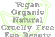 Vegan Cruelty Free Toiletries
