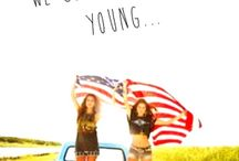 Young, Wild & Free ♡