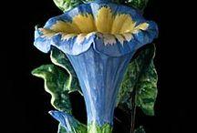 Wall Pocket Vases / by Frances Caudill