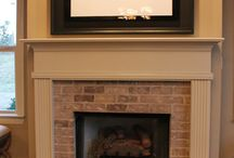 Fireplace ideas / by Luella Smith