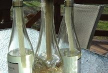 Wine Bottle and Cork Projects / by Crystal B