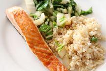 Salmon Dinners / Salmon