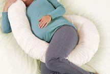 almohada embarazada moldes