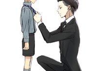 Levi × Eren