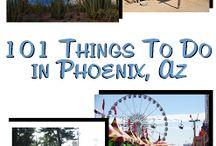 Phoenix, Arizona / Our home