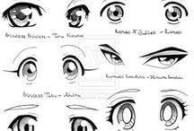 ėyəs / Das Auge ist das Fenster zu deiner Seele