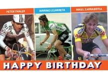 Cyclist's Birthdays
