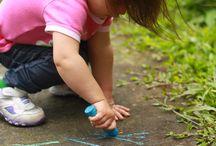SideWalk Chalk Art by Ander Blake Company