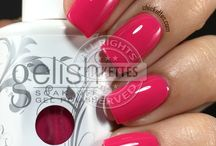 Gelish Colors
