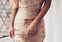 błyszczące sukienki