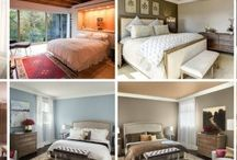 Bedrooms master romantic