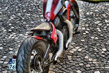 Honda vt600