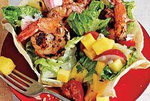 summer salads / by Sharon Donahoo
