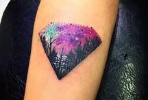 Tatuagens De Diamante