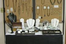 Jewelry Display Ideas / by Deborah Smith