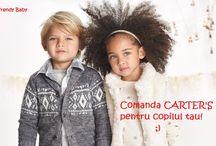 Comanda Carter's pentru copii / Comanda Carter's original SUA, hainute trendy pentru bebelusi si copii pentru 0-8 ani
