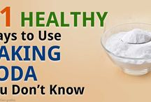 Beauty & Health / Baking Soda