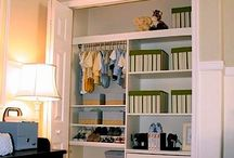 Baby Nursery Ideas :) / by Chancey Miller Combs