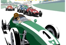 Affiches F1