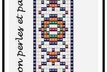beady pattern