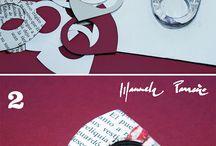 Origami fiori e gioielli di carta