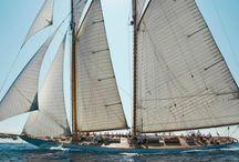 Beautiful Sailing Yachts