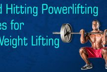 Strength Training / Power lifting workouts are important part of weight lifting that enhances overall strength. Know these 10 best fat burning core workouts for men and women.