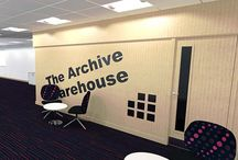 Archive Warehouse - London