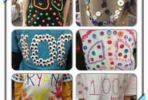 100th day activities  / by Abbey Lynn