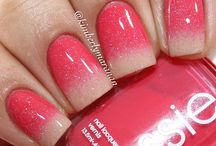 love nails / by Tomica Johnson-Hyder