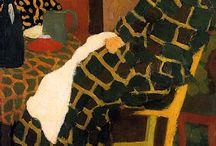 Edouard Vuillard / French artist (1868-1940)