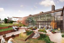 Glostrup Park Hotel / DISSING+WEITLING er arkitekter på udvidelsen af Glostrup Park Hotel, der med byggestart i 2013 opfører et nyt konferencecenter og 54 nye værelser.