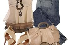 bézs öltözék tavasz/nyár