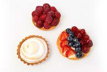 Słodkości / Musy, tarty, bezy i wiele więcej...