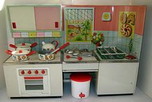 Little Toy Kitchens
