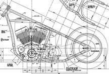 plan motorcycle,
