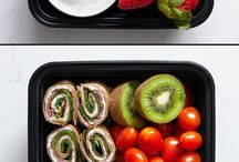 Healthy snacks/Lunches