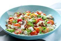Salater og dip