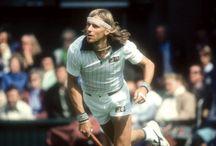 Vintage tennis / Tennis moments of the 70's / by enrique valdez