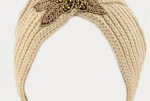 вязание: головные уборы
