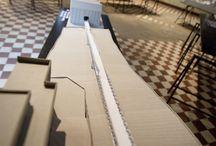 Infrastructures positives | Biennale Internationale Design Saint-Étienne 2015 / Le dessin comme le destin des villes sont liés à ceux de leurs infrastructures. Diverses ingénieries fabriquent des espaces ; mines, ponts, voies ferrées, gares et autoroutes vont provoquer la ville ancienne.